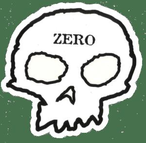 logo zero skateboard