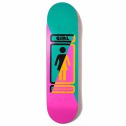 """Girl 93 Til Andrew Brophy 8.25"""" skateboard deck"""