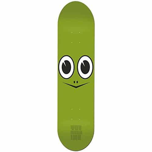 Toy Machine Turtle Face skateboard Deck