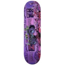 "Creature Hitz Death Crusha - 8.375"" skateboard deck Sam Hitz pro-model"