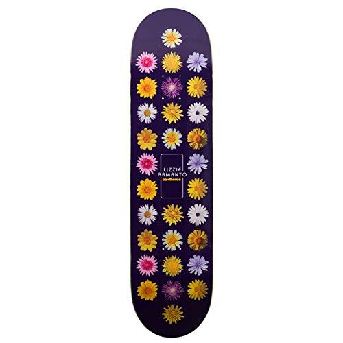 "Birdhouse Lizzie Armanto Floral Pro - 8"" skateboard deck"