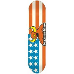 Toy Machine American Monster skateboard deck - 7.875""