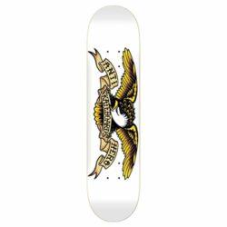 Antihero Classic Eagle skateboard deck white