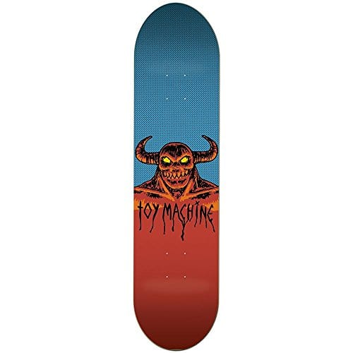 "Toy Machine Hell Monster-8.25"" SKATEBOARD DECK"