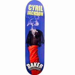 "Baker Sock Puppet Cyril Jackson - 8.25"" skateboard deck"