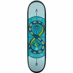 "Element Julian Actions Featherlight Deck 8.25"" skateboard deck"