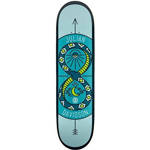 """Element Julian Actions Featherlight Deck 8.25"""" skateboard deck"""