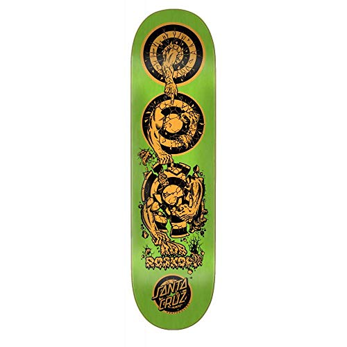 "Santa Cruz Roskopp Evolution - 8.375"" skateboard deck"