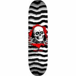Powell Peralta Ripper Pastel Whit 8.0 X 31.45 skateboard deck