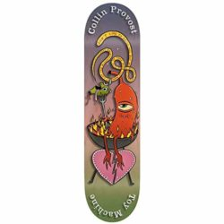 "Toy Machine Collin Provost Pro Model deck Valentine serie 8.66"" x 32,28"