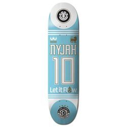 Element Blazed Nyjah 8 skateboard deck