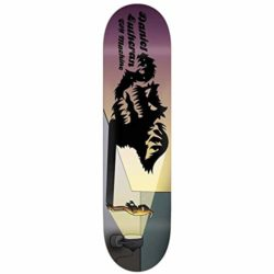 Toy Machine Lutheran Shadow skateboard Deck 8,25""