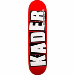 "Baker Brand Logo Kader Sylla skateboard Deck - 8"""