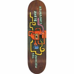 "Toy Machine Carpenter Squared 8.375"" Deck"