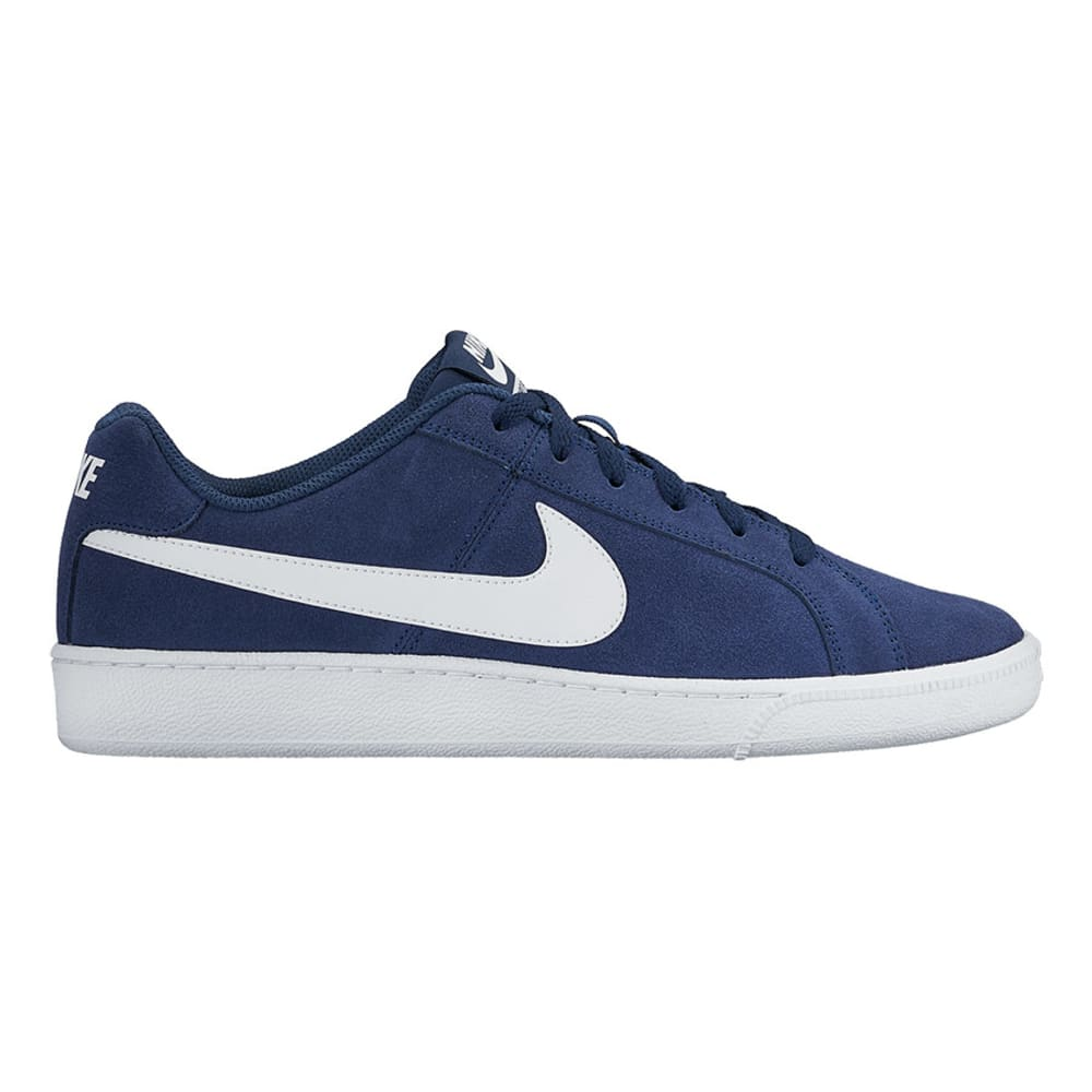 Nike SB Court Royale Suede Midnight Navy/White chaussures de skateboard