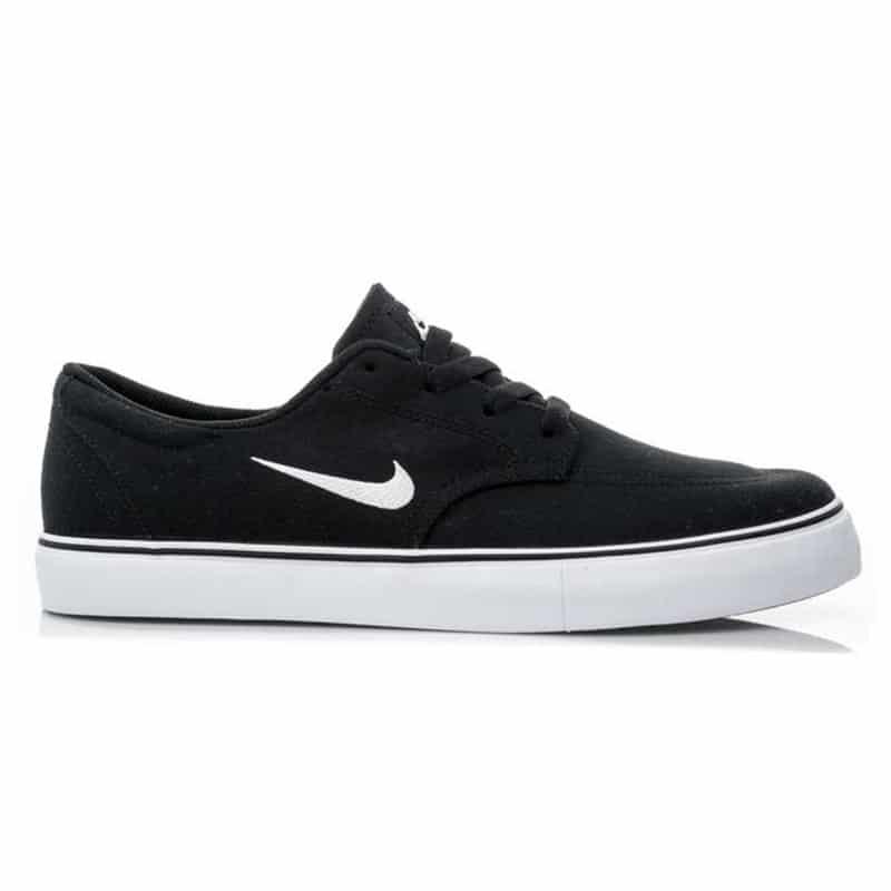 Chaussures Nike SB Clutch Black / White