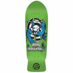 Santa Cruz Reissue Rob Target 3 old school skateboard deck