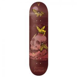 """Antiz Dominik Dietrich natural death 8.38"""" skateboard deck"""