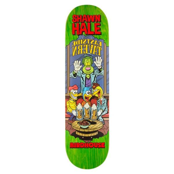 "Birdhouse Shawn Hale Vices Pro Green - 8.38"" skateboard deck"