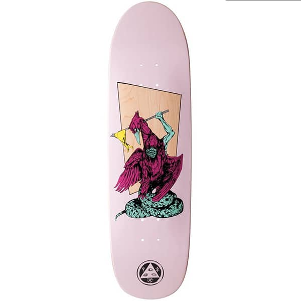 """Welcome skateboards 20 eyes on Atheme 8.8"""" deck"""