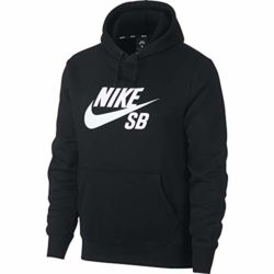 Sweat à capuche Nike SB Icon noir