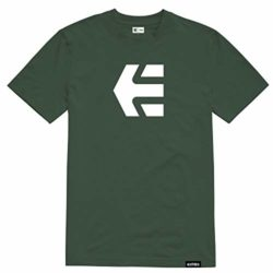 T-shirt Etnies Icon vert foncé