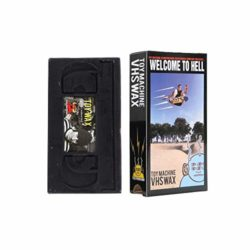 wax skateboard Toy Machine VHS