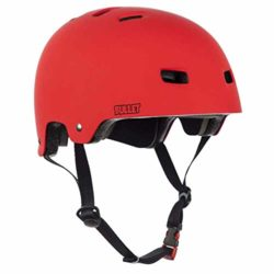 Casque skateboard Bullet T35 Deluxe red