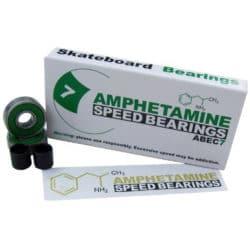 Roulements de skateboard Amphetamine Abec 7