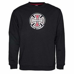 Sweat-shirt Independent Truck Co Crew Black