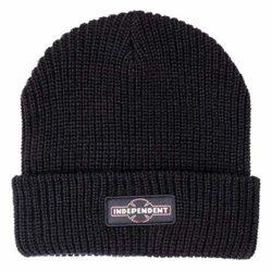 Bonnet de skate Independent Dual Pinline O.G.B.C black