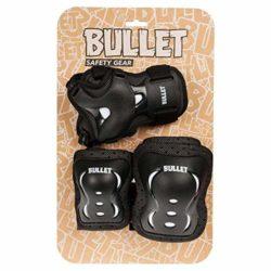 Set de protections skateboard pour enfants Bullet pro