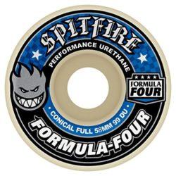 Spitfire 58mm Formula 4 skateboard wheel