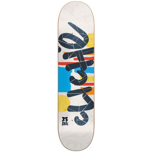 "Cliché Tear PG 7,5"" skateboard deck"