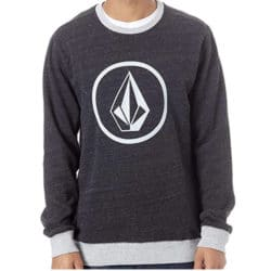 Volcom Sweat-Shirt Homme, Sulfur Black