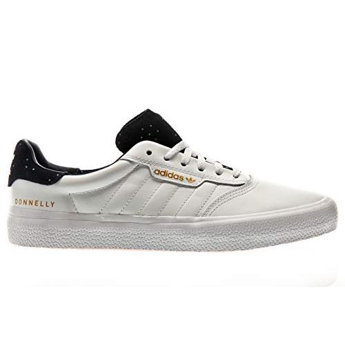 Chaussures Adidas Skateboarding 3mc couleur blanc/ navy gold metallic