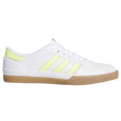 "Chaussures Adidas 'Lucas Première"" blanc/jaune/gomme"