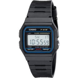 Casio Collection F-91W-1YER MONTRE UNISEX