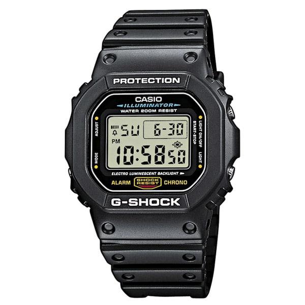 Casio G-Shock DW-5600E-1VER montre homme