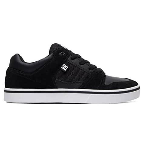 """DC Shoes """"Course"""" noires skate shoes"""