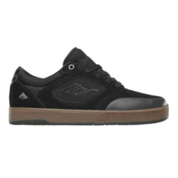 Emerica Dissent Black / Gum skate shoes