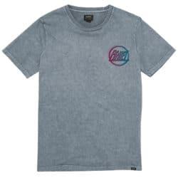 t-shirt Etnies Retro gris