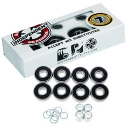 Roulements de skateboard Independent abec-7