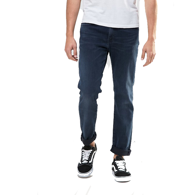 Jean Levi's Skateboarding 511 Slim Fit Bleu Headed South 4006