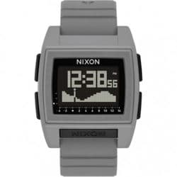 montre Nixon Base Tide Gris