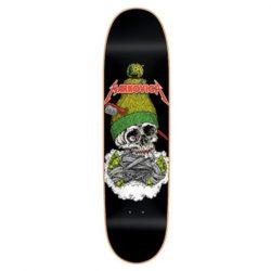 "Cliché 101 Heritage Skull Markovich Silk Screen - 8.5"" skateboard deck"