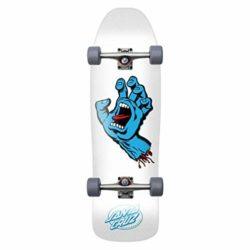 "Santa Cruz Screaming Hand skateboard Complet - 9.35"""
