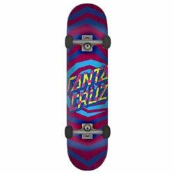 "Skateboard complet Santa Cruz ""Illusion Dot"" en taille 8.25"""