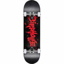 "Skateboard complet Birdhouse ""Blood logo"" en taille 8.0"""