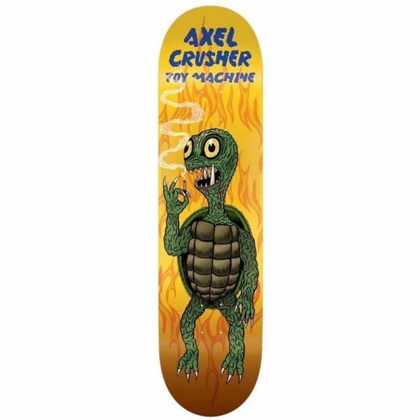 "Plateau de skateboard Toy Machine Axel Gamera Deck 8,25"" Axel Cruysberghs"